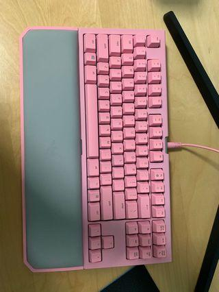 Razer Blackwidow Chroma Quartz Edition