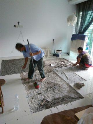 Mohd Zikry tukang paip dan renovation area Gombak; 0172883209
