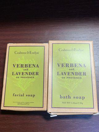 🚚 瑰柏翠 身體和臉部肥皂