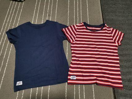 Boys Tshirt Mothercare brand