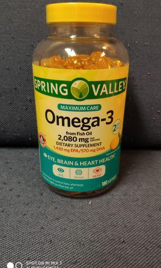 Spring Valley Fish Oil