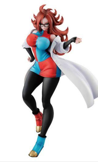 Dragon Ball Gals Android 21 Complete Figure(Pre-order)