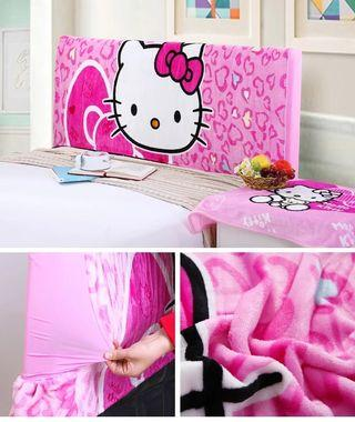 PO hello kitty bedside cover
