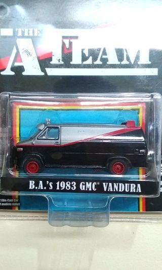 The A team van