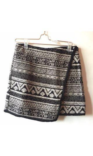 [TITIP JUAL] H&M Tribal Skirt