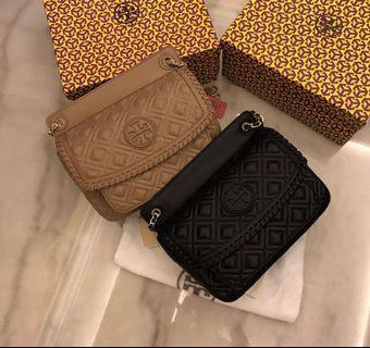 Tory Burch Marion Quilted