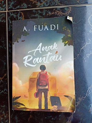 Anak Rantau karya A. Fuadi