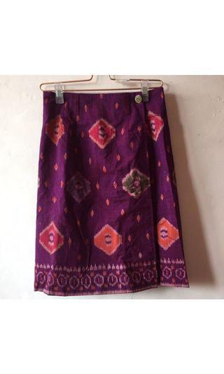 [TITIP JUAL] rok lilit batik
