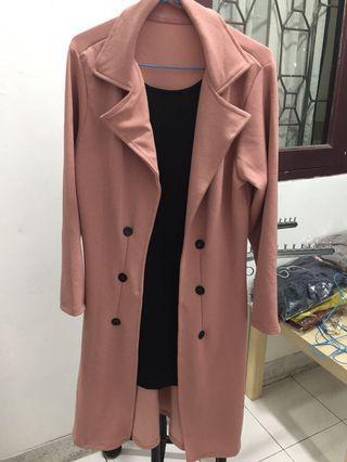 NEW - Premium Coat Pink