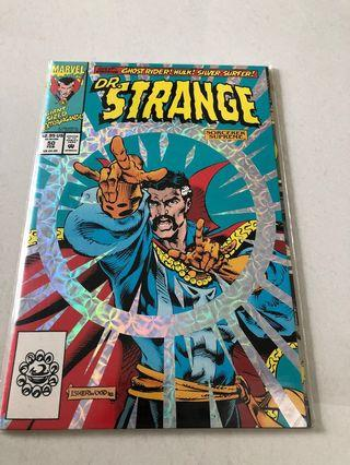 🚚 Doctor strange special limited edition cover issue 50