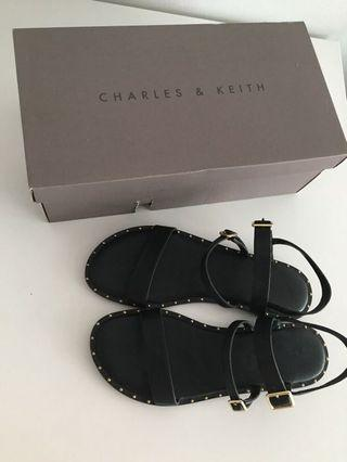 WTS Charles & Keith Sandals