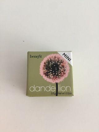 WTS Benefit Dandelion Blush
