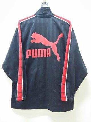 Puma SideTape RED Big Logo Sweater/JACKET