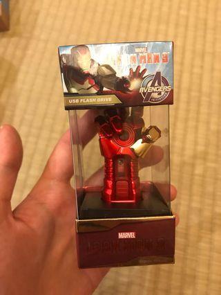 🚚 Iron Man 鋼鐵人 USB 隨身碟 infothink