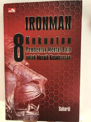 Ironman pengantar kesuksesan