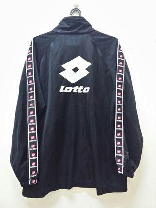 LOTTO SideTape Big Logo Sweater/JACKET