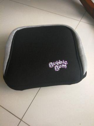 Booster Seat for Child - Bubble Bum brand - Inflatable portable