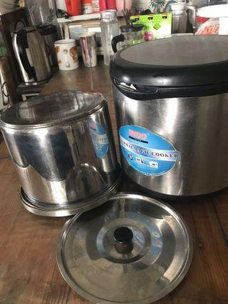 Thermal Cooker 6 Litres Endo