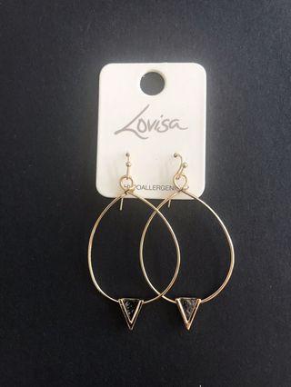 Lovisa hoop earrings
