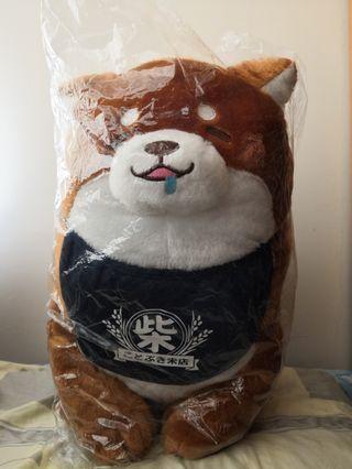 Sale!🔥超大柴犬 可愛狗狗 全新💯%正品 日本直送 toreba 毛公仔