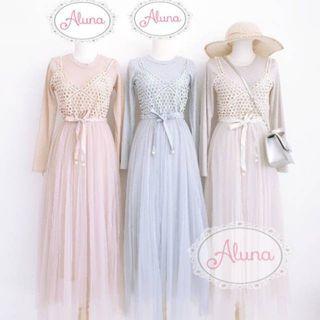 Tunik Dress Sonata Butik Aluna