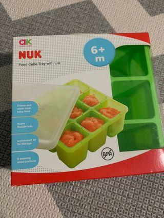 Nuk Food Cube Tray #endyourexcessgame
