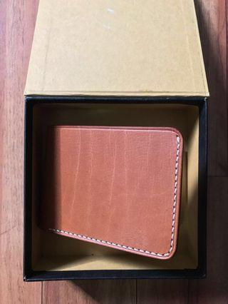 Dompet Kulit Tan Nabati Leather Goods