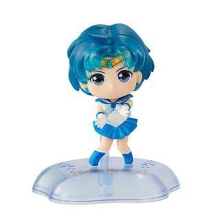 Bandai Sailor Moon Sailor Mercury 美少女戰士 水野亞美 Twinkle Statue 擺設公仔 扭蛋 玩具 包郵