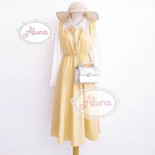 Dress Tunik Namira Butik Aluna