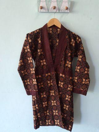Dress Batik Fashion