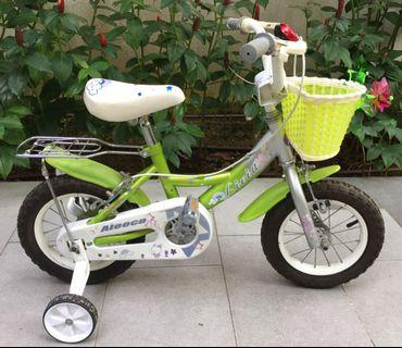"12"" Aleoca Children bicycle"