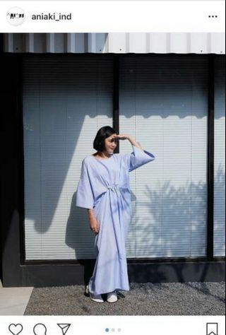 Aniaki dress blue
