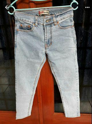 straight jeans GRATIS OVERALL