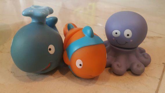 Popoblocs bath toys