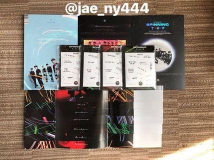 [WTS] Got7 Spinning Top Album (+ PO benefit)