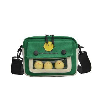 Pre-order- 3 little chicks handbag