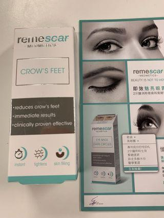 Remescar Crow's Feet Eye Cream Reduces Crow's Feet Instant Visible Results