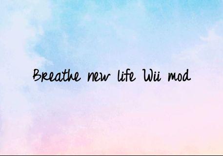 🚚 Breathe new life Wii Mod