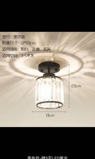LED 3色 天花燈走廊燈