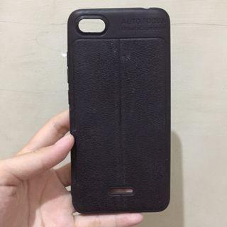 black soft case xiaomi redmi 6a