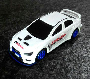 Hotwheels Evo X custom