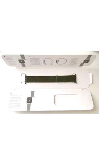 WTB/looking for Apple Watch Nike sport loop cargo khaki 42mm