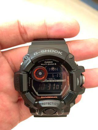 G Shock GW9400 BJ