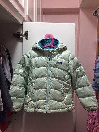 Patagonia girl kids down jacket 羽絨外套
