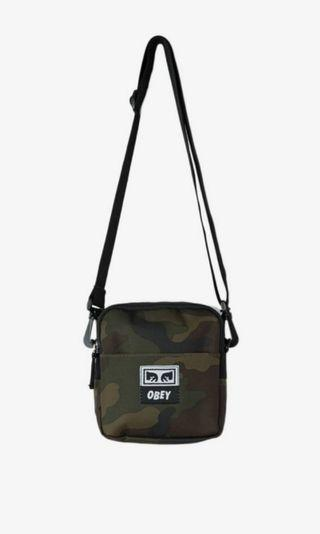 OBRY Drop Out Traveller Sling Bag - Camo
