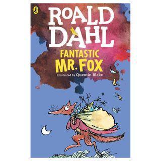 Fantastic Mr. Fox - By Roald Dahl