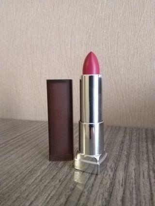 Maybelline magenta matte lipstick
