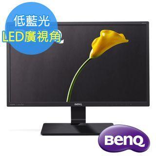 【拆封福利品】BENQ 明碁 24吋 GW2470HL LCD 螢幕 顯示器 低藍光 不閃屏 VA護眼液晶螢幕