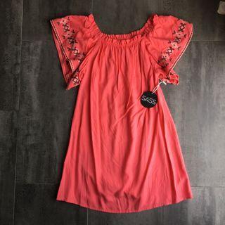Pink 'Sass' Dress