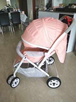 🚚 Like new baby stroller